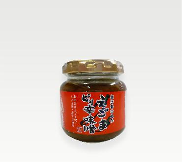 えごまピリ辛味噌120g